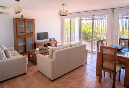 Lock and leave apartment for sale in Cala Vadella_4