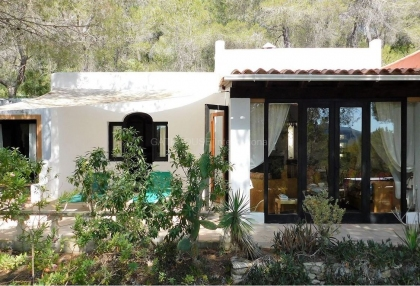 Finca for sale on a large plot in Benimussa_4