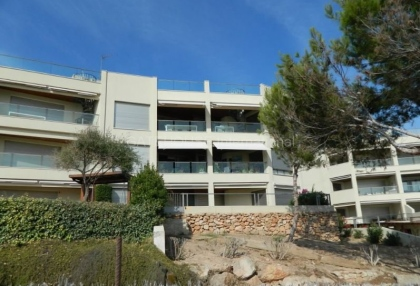First line apartment for sale in Cala Gracio_11