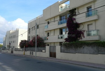 First line apartment for sale in Cala Gracio_9