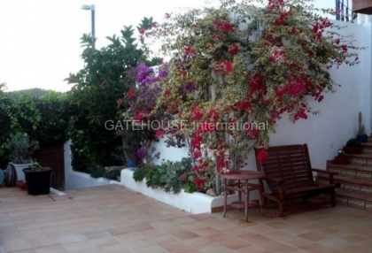 Townhouse close to the beach in Port des Torrent_1