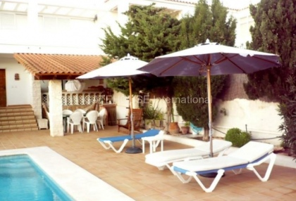 Townhouse close to the beach in Port des Torrent_2