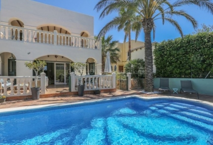detached sea view home for sale in Sant Josep_1