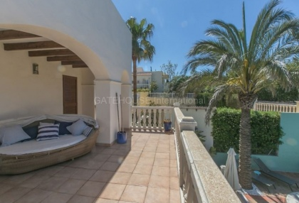 detached sea view home for sale in Sant Josep_11