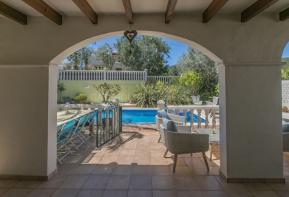 detached sea view home for sale in Sant Josep_8