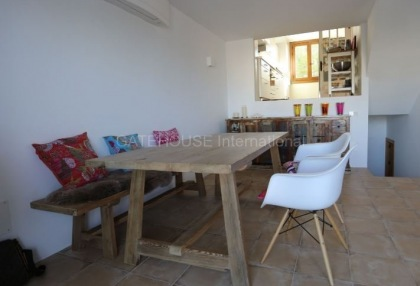 Terraced sea view house for sale in Cala Tarida_10