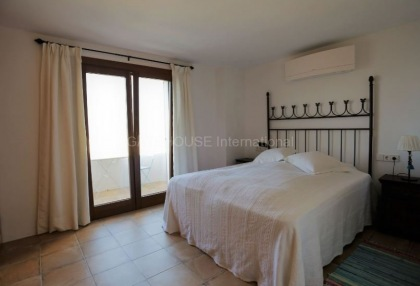 Terraced sea view house for sale in Cala Tarida_12