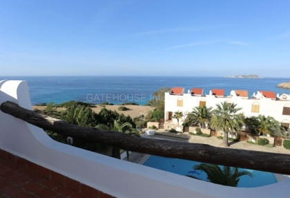 Terraced sea view house for sale in Cala Tarida_2