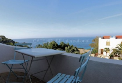 Terraced sea view house for sale in Cala Tarida_4
