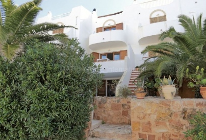 Terraced sea view house for sale in Cala Tarida_5