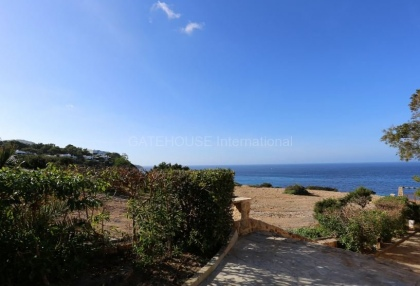 Terraced sea view house for sale in Cala Tarida_6