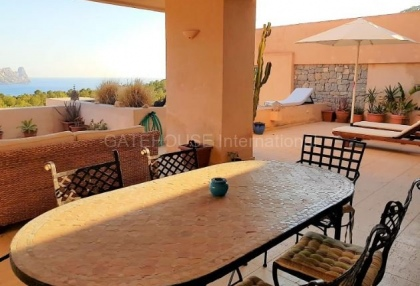 Two bedroom apartment with Es Vedra views_6