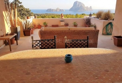 Two bedroom apartment with Es Vedra views_7
