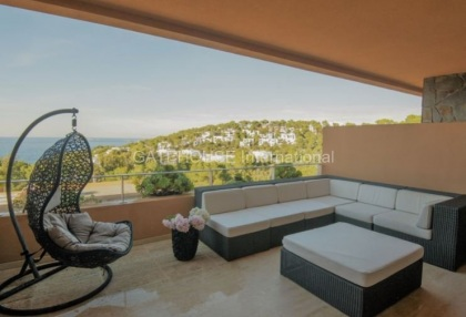 Duplex with stunning views in Cala Carbo_9