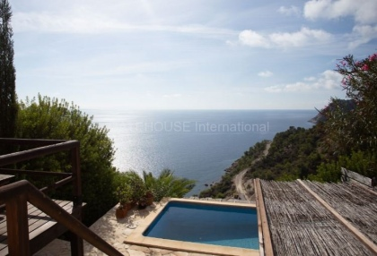 Terraced house for sale close to Es Cubells_7