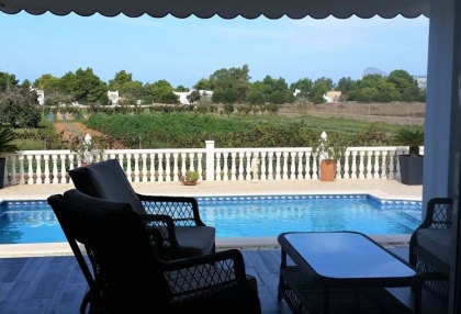 Detached country home for sale in Port des Torrent_2