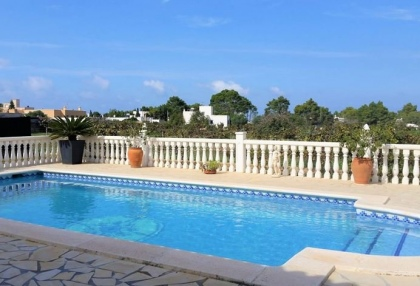 Detached country home for sale in Port des Torrent_5
