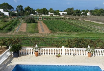 Detached country home for sale in Port des Torrent_7