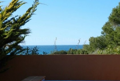 Sea view villa for sale in Cala Tarida_7
