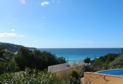 Sea view villa for sale in Cala Tarida_9