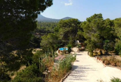 Sea view house for sale in Cala Carbo_2