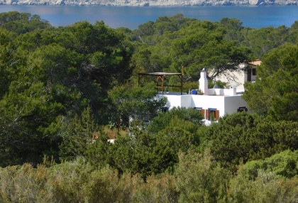 Sea view house for sale in Cala Carbo_3