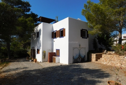 Sea view house for sale in Cala Carbo_5