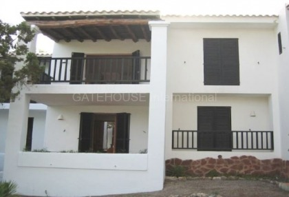 Ibiza Four bedroom Townhouse in Cala Corral_1