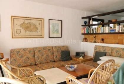House converted to five apartments in Cala Bassa_3