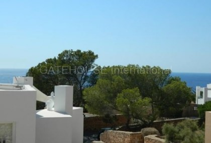 Sea view home for sale in Calo Den Real_1