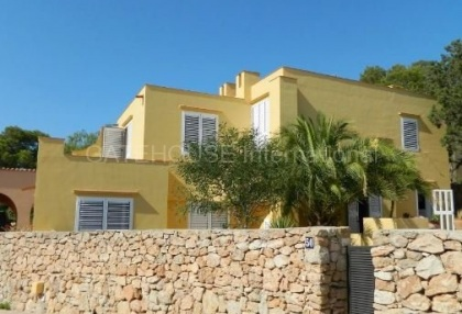 Sea view home for sale in Calo Den Real_10