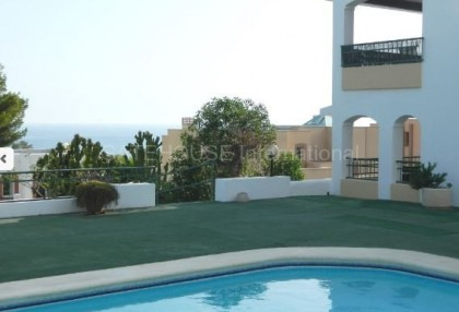 Sunny apartment with views to Es Vedra_1