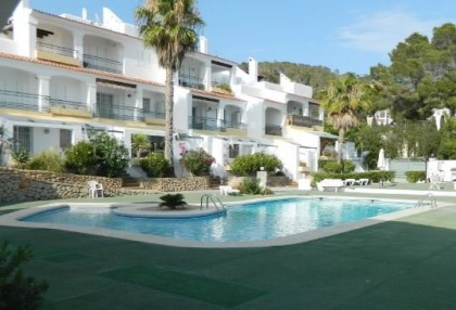 Sunny apartment with views to Es Vedra_5