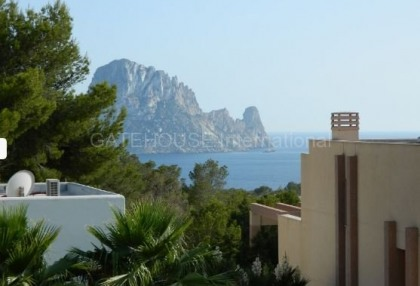Sunny apartment with views to Es Vedra_6