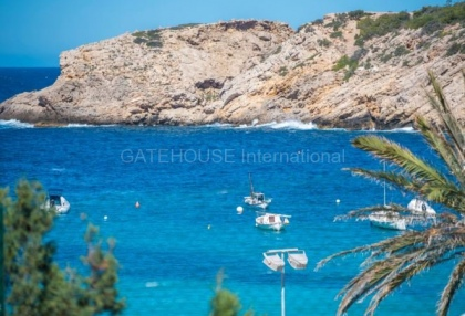 First line apartment for sale in Cala Vadella_1
