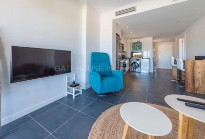 First line apartment for sale in Cala Vadella_7