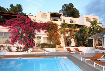 Beautiful home with sea and sunset views in Cala Salada_3