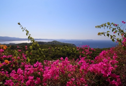 Beautiful home with sea and sunset views in Cala Salada_4