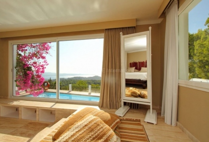 Beautiful home with sea and sunset views in Cala Salada_7
