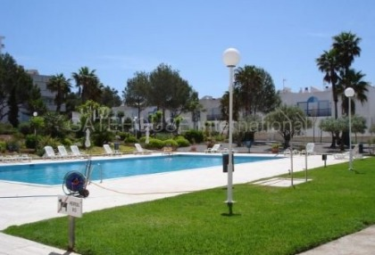 Frontline apartment for sale in Cala Bou_3