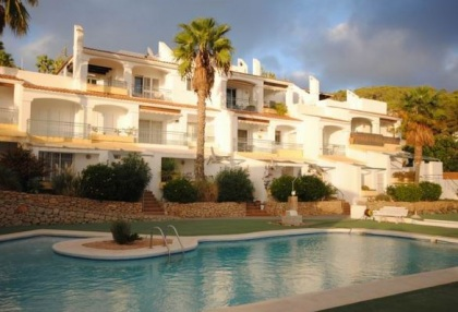 Modern sea view apartment for sale in Cala Carbo_7