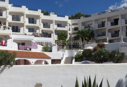 Two bedroom duplex apartment for sale in Cala Tarida_1