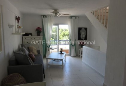 Two bedroom duplex apartment for sale in Cala Tarida_2
