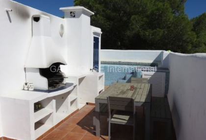 Two bedroom duplex apartment for sale in Cala Tarida_5