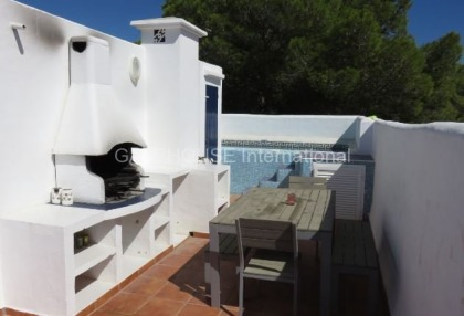 Two bedroom duplex apartment for sale in Cala Tarida_9
