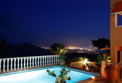 4 bedroom luxury villa for sale with beautiful views Can Furnet Ibiza 2