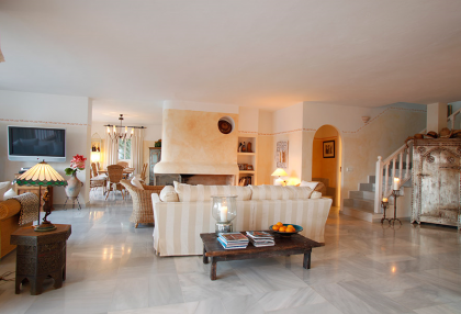4 bedroom luxury villa for sale with beautiful views Can Furnet Ibiza 3