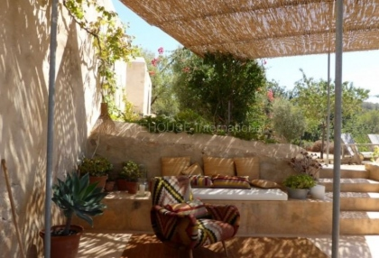 Renovated home for sale in Cala Salada with sea and sunset views_11