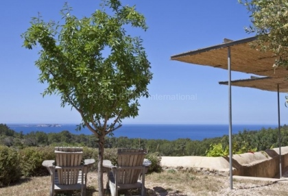 Renovated home for sale in Cala Salada with sea and sunset views_12
