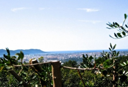 Sea view plot for sale in Can Furnet_1